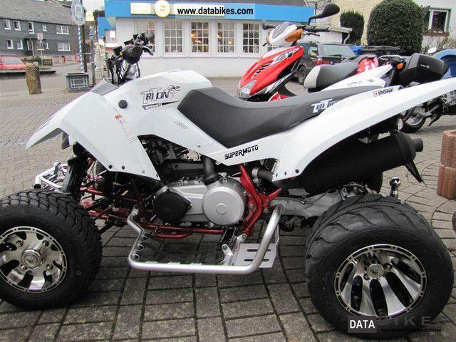 2012 Triton  SM 400 Supermoto EFI LoF / 2 year factory warranty Motorcycle Quad photo
