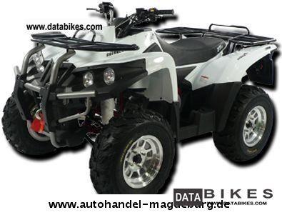 2011 Triton  400 Outback, CVT, aluminum, wind, LOF possible, NEW Motorcycle Quad photo