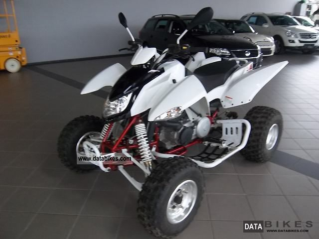 2010 Triton  SP300-S * ALLOY * AUTOMATIC * Motorcycle Quad photo