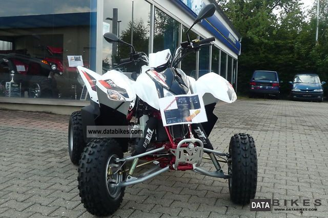 2012 Triton  Baja 250 Motorcycle Quad photo