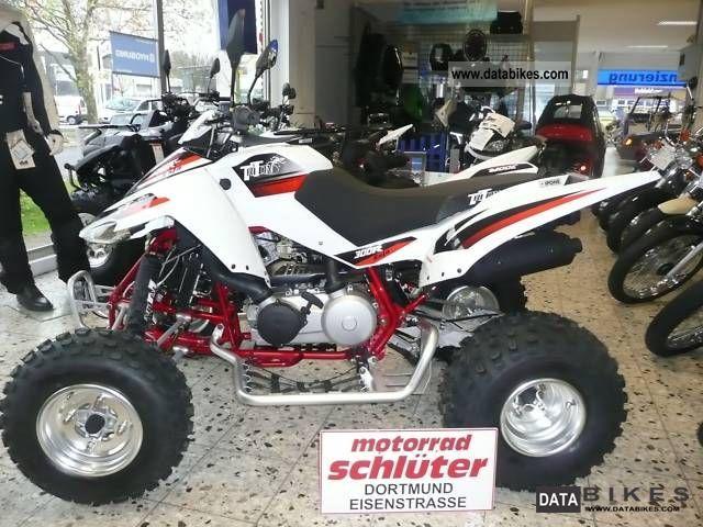 2011 Triton  Baya 300 Motorcycle Quad photo