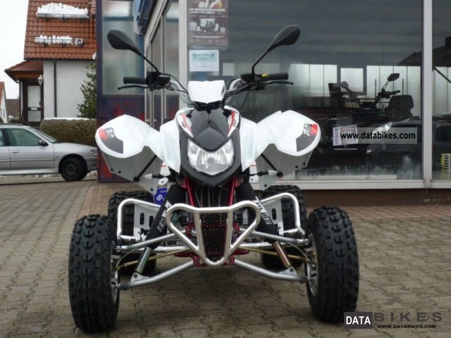 2012 Triton  Baja 300 Motorcycle Quad photo