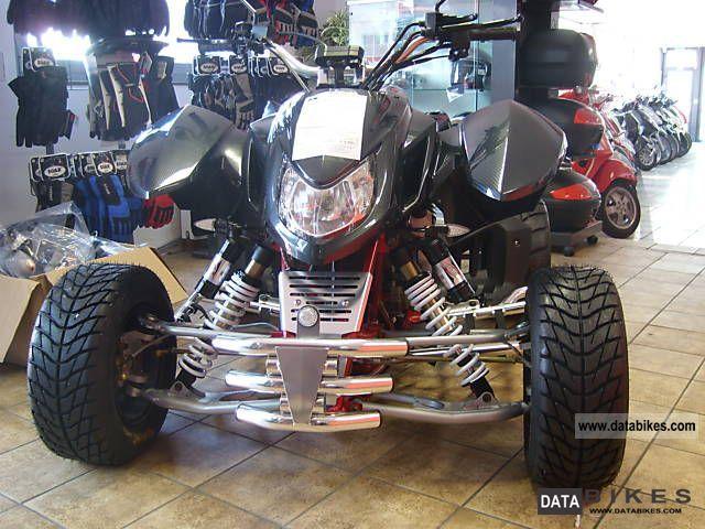 2011 Triton  300 Super Moto \ Motorcycle Quad photo