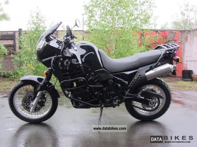 1995 Triumph  Tiger Motorcycle Enduro/Touring Enduro photo