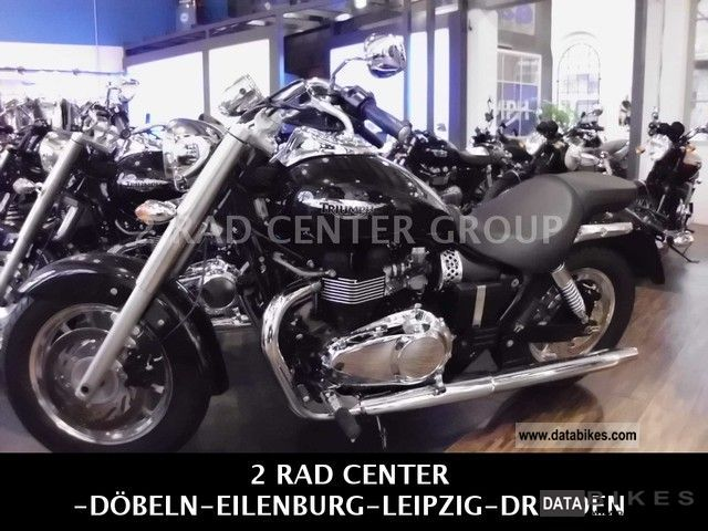2011 Triumph  America / Dresden Motorcycle Chopper/Cruiser photo