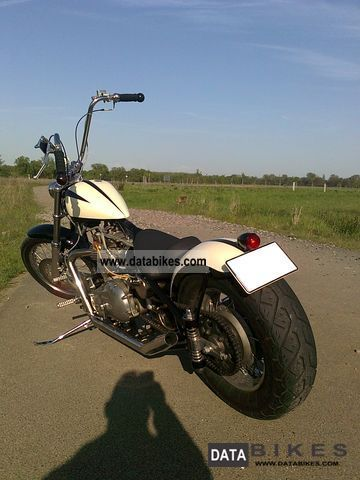 1957 Triumph  TR7V Motorcycle Chopper/Cruiser photo
