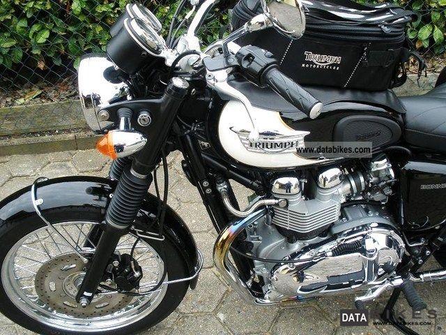 2008 Triumph Bonneville T 100 Efi
