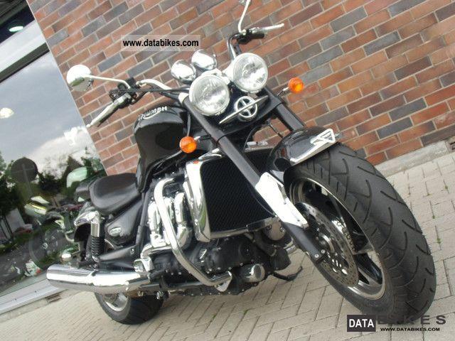 2012 Triumph  Rocket Roadster Motorcycle Chopper/Cruiser photo