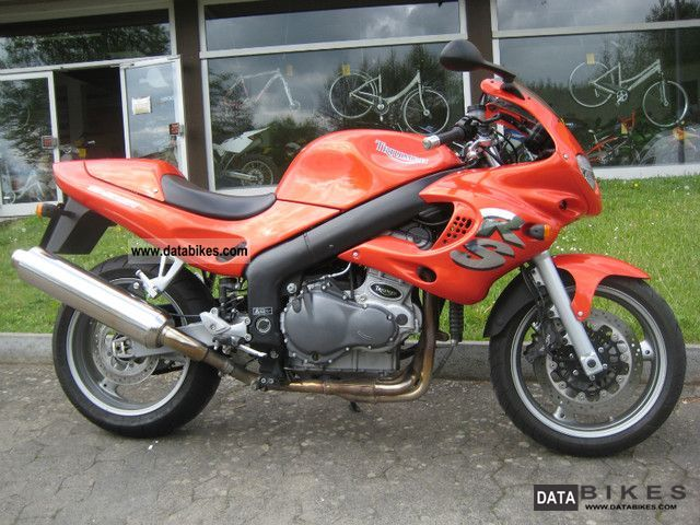 2000 Triumph  Sprint RS 955i, mint condition, 1 year warranty Motorcycle Sport Touring Motorcycles photo