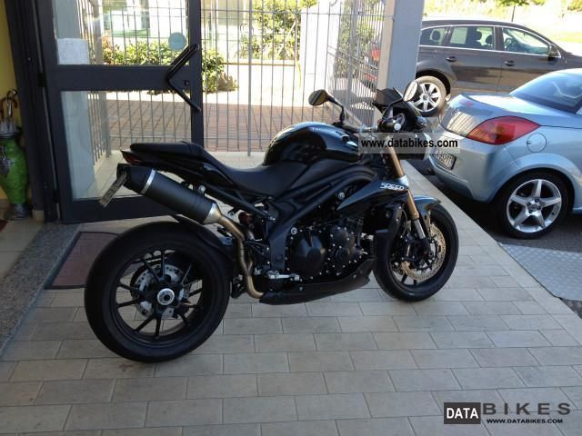 2011 Triumph  Speed ​​Triple Motorcycle Other photo