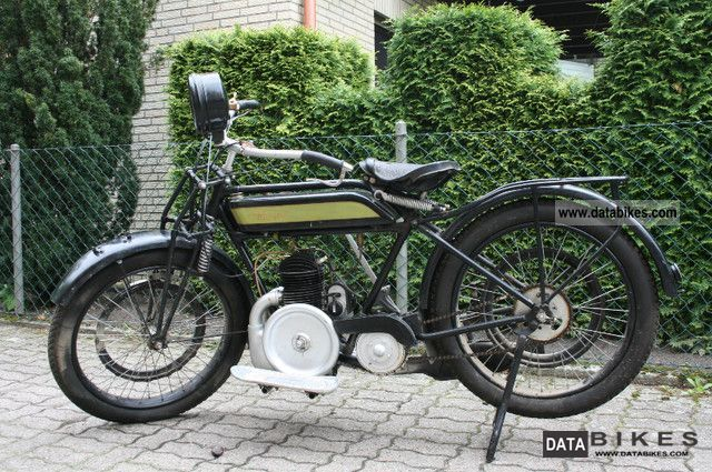 Triumph  K 3 1926 Vintage, Classic and Old Bikes photo