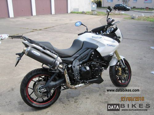 2009 Triumph  Tiger 1050 ABS Motorcycle Motorcycle photo