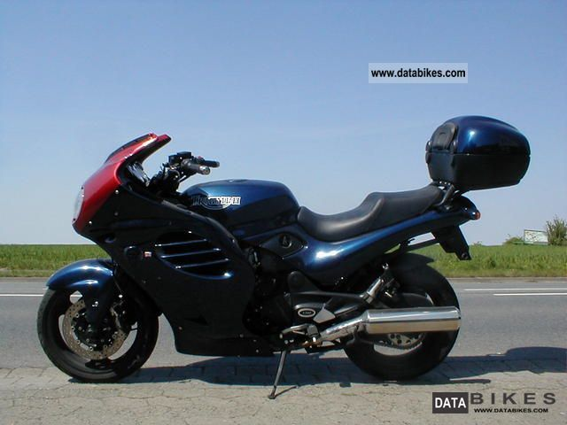 2000 Triumph  TROPHY 1200 from second-hand-no accident Motorcycle Tourer photo