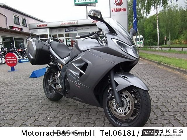 2008 Triumph  Sprint ST 1050 ABS Motorcycle Sport Touring Motorcycles photo