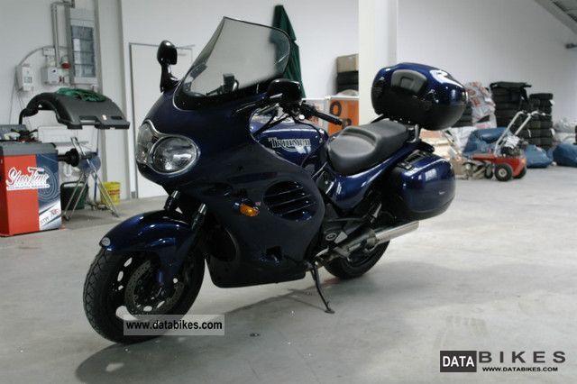 2000 Triumph  Trophy 900 Motorcycle Tourer photo