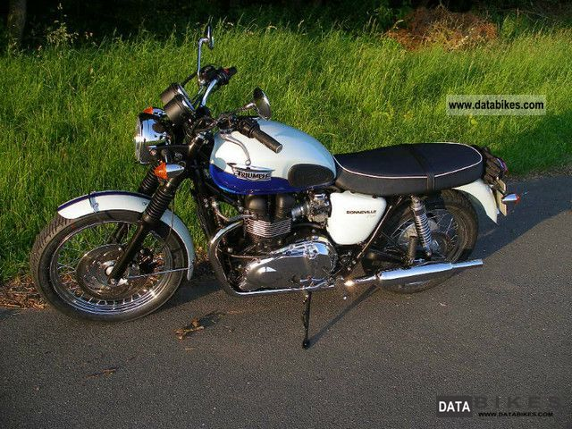 2010 Triumph Bonneville T100 Sixty Limited Edition 1 Of 650