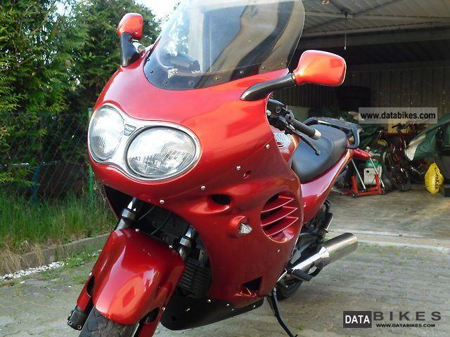 2001 Triumph  1200 Trophy Motorcycle Tourer photo
