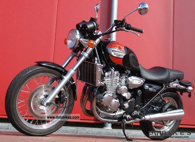 2001 Triumph  Adventurer T309RT! Bonneville Legend! 1.Hand! Motorcycle Tourer photo