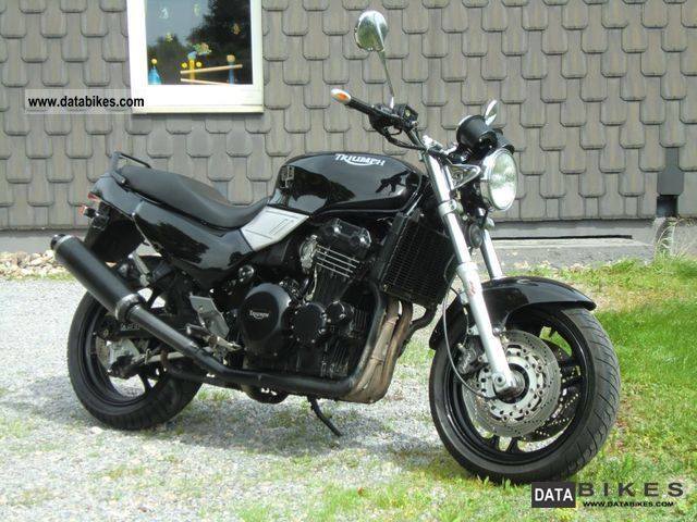 1992 Triumph  Trident 900, T 300 Motorcycle Naked Bike photo