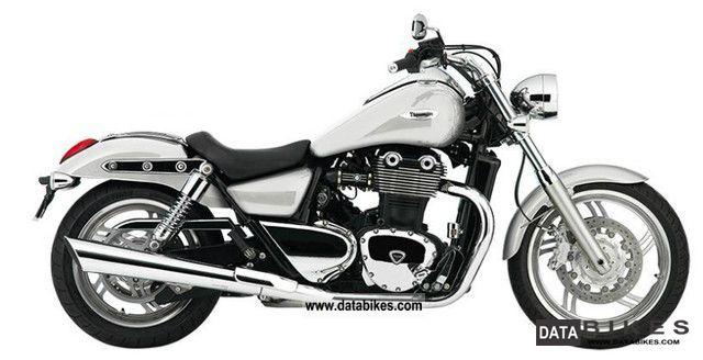 2010 Triumph  Thunderbird Motorcycle Chopper/Cruiser photo