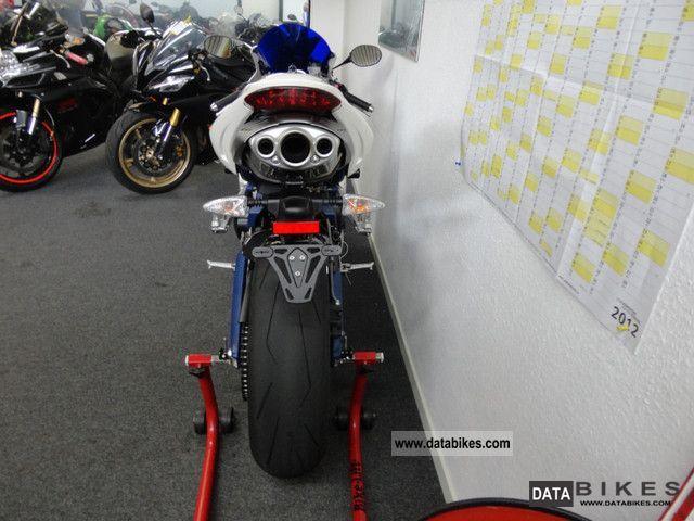 2009 triumph daytona 675 special model tkm