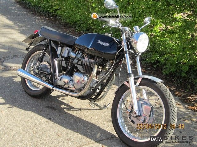 Triumph  TR6R Tiger 1973 Vintage, Classic and Old Bikes photo