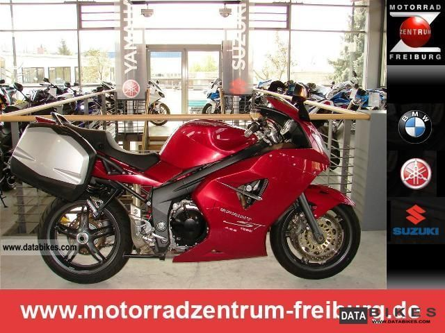 2006 Triumph  Sprint ST ABS Motorcycle Other photo