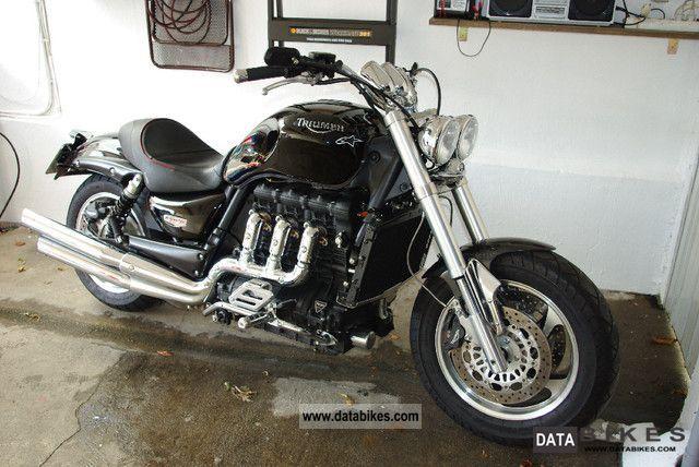 2006 Triumph  Rocket III Conversion Motorcycle Naked Bike photo