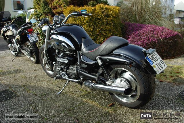 2006 triumph rocket iii conversion. Black Bedroom Furniture Sets. Home Design Ideas