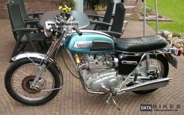 1972 triumph motorcycle modelson - photo #37
