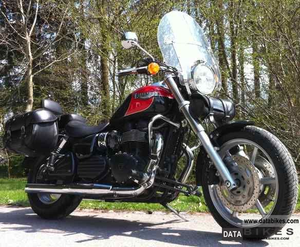 Triumph  Speedmaster 2004 Chopper/Cruiser photo