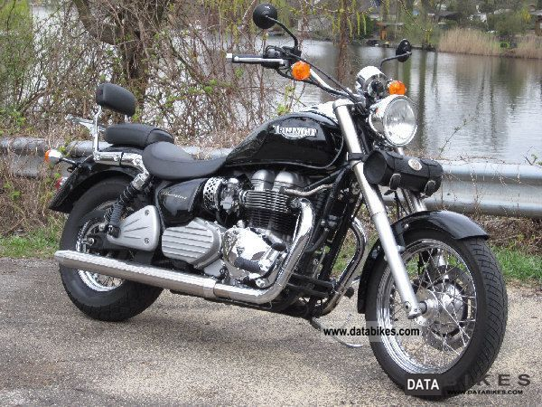 2005 Triumph  1.Hand America, a lot-a lot of accessories Motorcycle Tourer photo