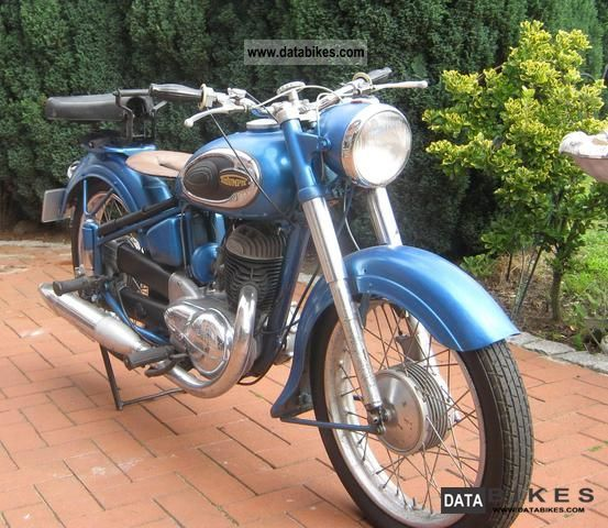 Triumph  BDG 250 SL 1956 Vintage, Classic and Old Bikes photo
