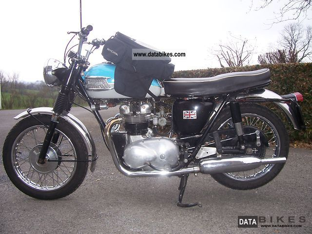 Triumph  T 100 1959 Vintage, Classic and Old Bikes photo
