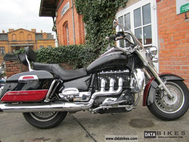 2008 Triumph  ROCKET 3 TOURING Motorcycle Tourer photo