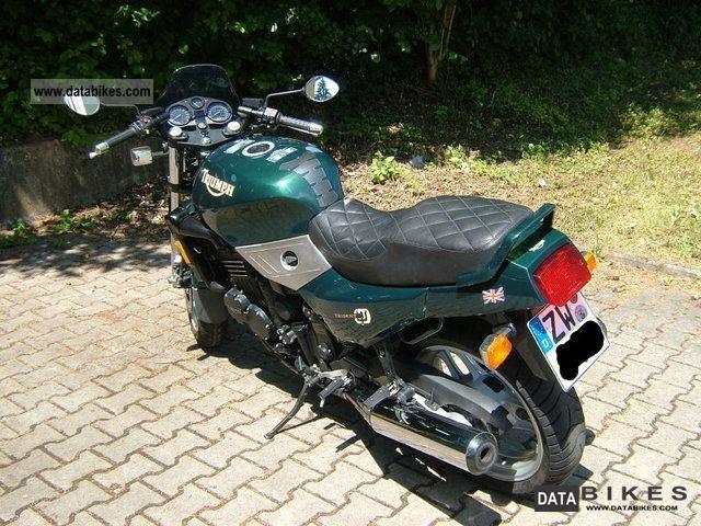 1996 Triumph  Trident 750 Motorcycle Naked Bike photo