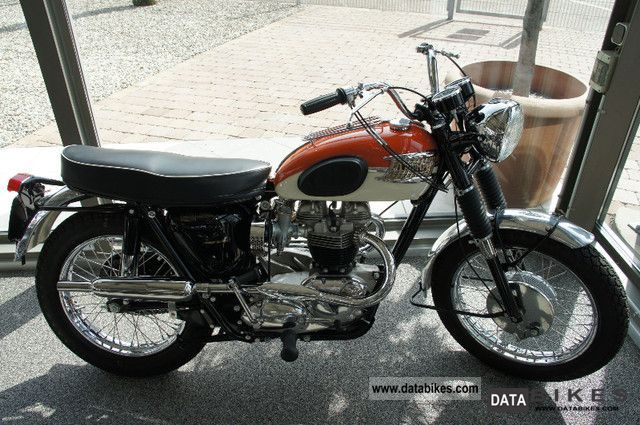 Triumph  Bonneville 1964 Vintage, Classic and Old Bikes photo