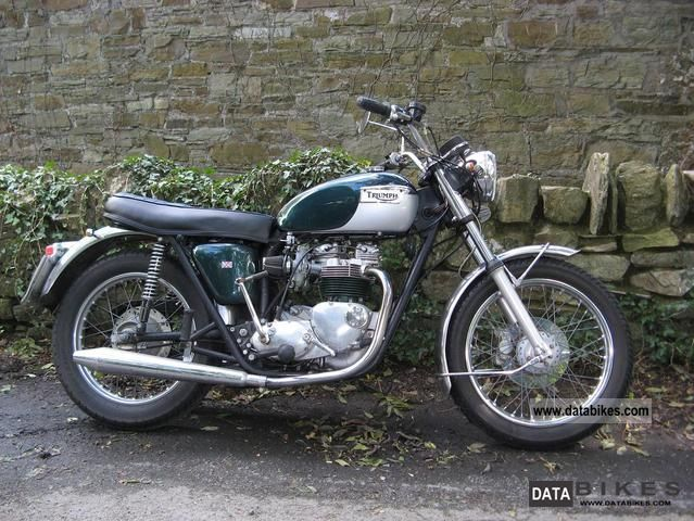 Triumph  T140 V 1973 Vintage, Classic and Old Bikes photo