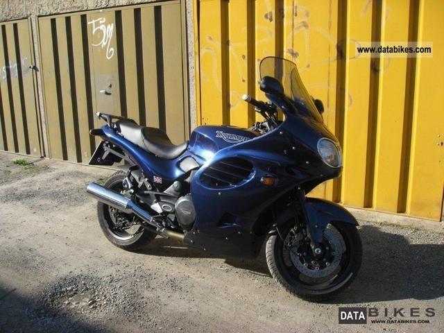 2001 Triumph Trophy 900 T300e