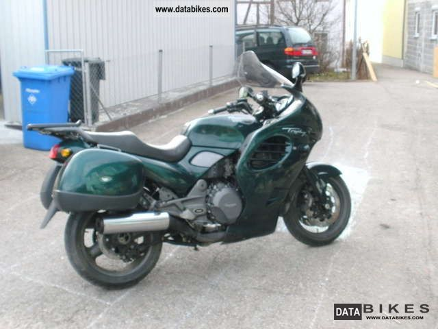 1996 Triumph  900 trophy Motorcycle Sport Touring Motorcycles photo