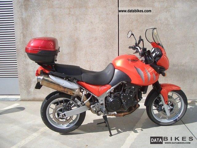 2004 Triumph  Tiger Motorcycle Enduro/Touring Enduro photo