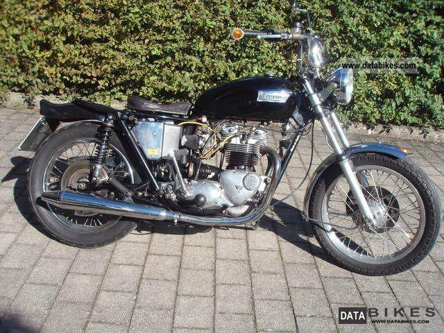 1979 Triumph  Bonneville T 140 E Motorcycle Motorcycle photo