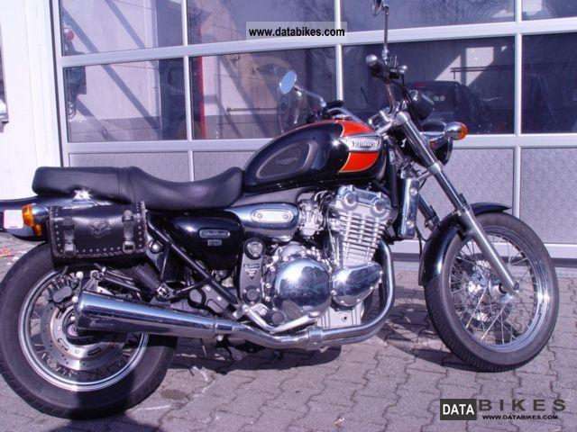 2000 Triumph  ADVENTURER 900 Motorcycle Motorcycle photo
