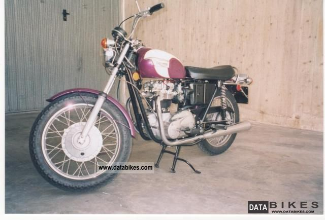 1972 triumph motorcycle modelson - photo #29