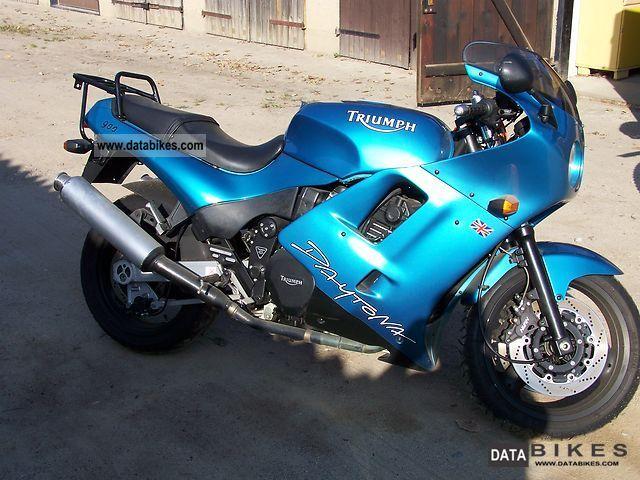 1995 Triumph  Daytona Motorcycle Sport Touring Motorcycles photo