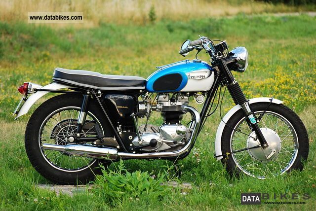 1966 Triumph  TR 6 R Trophy Motorcycle Sport Touring Motorcycles photo