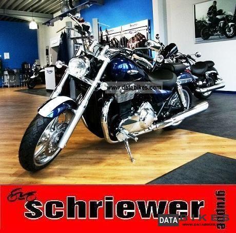 Triumph  Thunderbird ABS Mod 2012 2012 Motorcycle photo