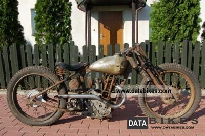 Triumph  STARY ZABYTKOWY MOTOCYKL WETERAN vintage bike 1930 Vintage, Classic and Old Bikes photo