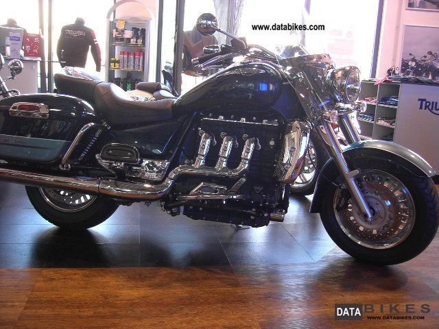Triumph  Rocket III Touring 2011 Chopper/Cruiser photo