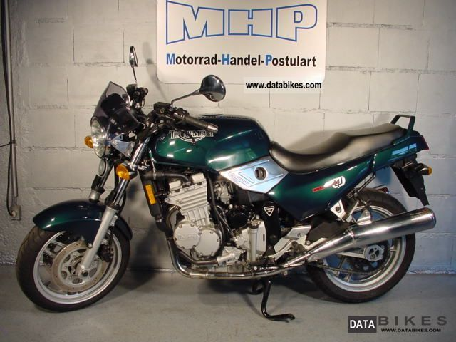 1992 Triumph  Trident 750 Motorcycle Motorcycle photo